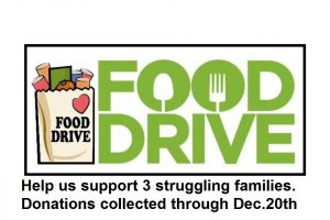 Food Drive Feeding Families